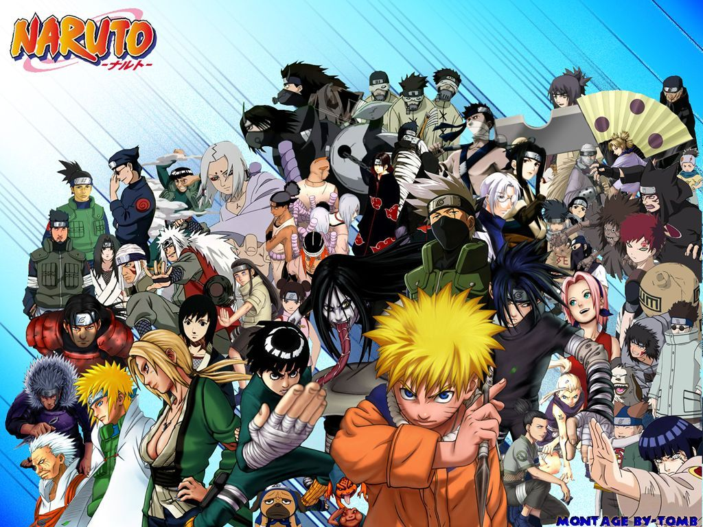 Personnage Naruto